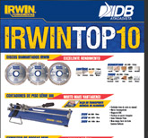 Irwin - Top 10